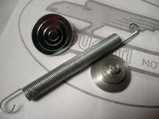 Tapones aluminio basculante Ducati 125-160-175-200-250Deluxe.