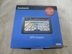 "Garmin Nuvi 255W Portable GPS Navigation System 4.3"" NEW- T1(S71)"
