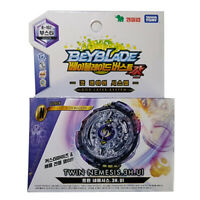 Beyblade Burst God Layer System B-102 Twin Nemesis. 3H. UI Takara Tomy Original