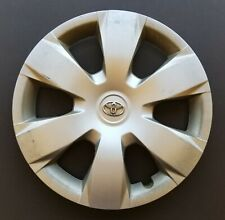 One Wheel Cover Hubcap 2007 2011 Toyota Camry 16 Silver 61137 Used Fits Toyota