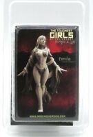 Raging Heroes 22526 Doralys Virgin Oracle (Sisters) Female Seer Priestess Mage