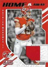 2018 Score Football You Pick/Choose AUTO JERSEY Parallel Inserts *FREE SHIPPING*
