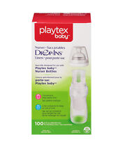 Playtex Baby Drop-Ins Pre-Sterilized Disposable 8-10oz Liners 50ct/100ct Sealed