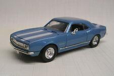 1967 Chevrolet Camaro Z-28 1:43 Lucky Die Cast / Yat Ming 94216 Blue