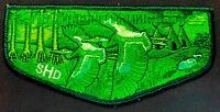 OA MENAWNGIHELLA LODGE 550 MOUNTAINEER AREA GREEN GHOST SHD HERRON WEDDING FLAP