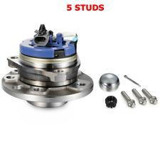 5 STUDS Front Wheel Bearing Hub + ABS Sensor For Vauxhall/Opel Astra G Zafira A