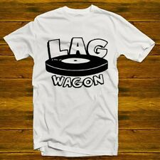 Lagwagon Californian Skate punk rock band White shirt Tee S M L XL 2XL
