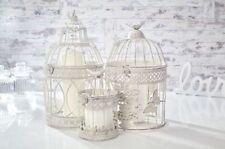 Centritavola e decorazioni bianche per il matrimonio