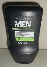 AVON MEN - SENSITIVE - 2-IN-1 AFTER SHAVE BALM AND MOISTURISER