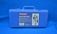 Westward 4ly47 Folding Cable Ratchet Puller With Case