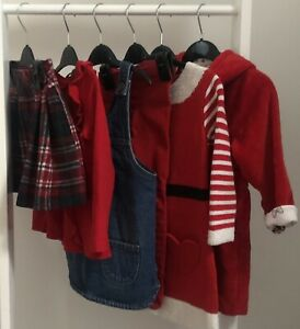 Baby Girls Winter Clothes Bundle Age 18-24 Months
