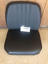 Case 1450 1450B seat cushion set 2pc DOZER LOADER R31668 R31667 Back and Bottom