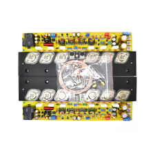 KSA50 Pure Class A HiFi Amp Board Gold Seal Tube with Heat Plate for KRELL Audio