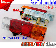 For NISSAN Datsun 720 King Cab 1980-86  Rear Tail Lights Lamp Pair Retro NEW