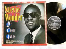 STEVIE WONDER - My Cherie Amour / Motown Vinyl LP WL72077 / VG+/VG+