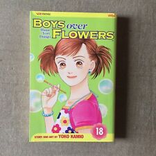 Boys Over Flowers Volume 18 by Yoko Kamio English Manga