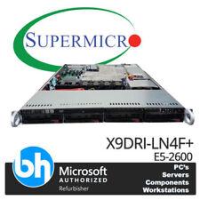 Supermicro Server mit Xeon Firmennetzwerke 64GB Speicherkapazität (RAM)