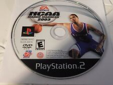 NCAA March Madness 2003 (Sony PlayStation 2, 2002)Disc Only Free Shipping