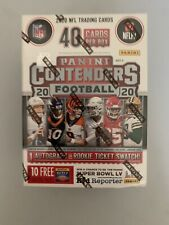 2020 Panini NFL Contenders Blaster Box 1 Auto or Rookie Ticket Swatch NEW Sealed
