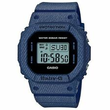 OFFICIAL Casio Baby-G DENIM'D COLOR BGD-560DE-2JF / AIRMAIL with TRACKING