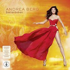 ANDREA BERG - SEELENBEBEN LIMITED FANBOX 2 VINYL LP+ CD+DVD+Fanschal NEUF