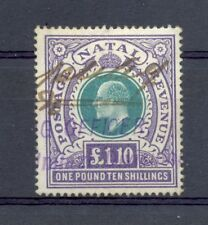 SOUTH AFRICA -NATAL -SG# 143 ---£ 1,10 - USED VF - FISCAL