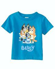 Bluey Family T-shirt / Bluey party / Bluey kids t-shirt / bluey clothing