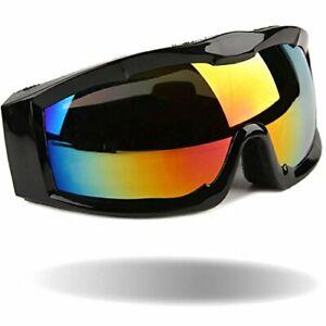 Adult Ski Snowboard Motorcycle Cycling Glasses - Eyewear Goggles Bicycle UV400