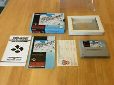 Pilotwings SNES Super Nintendo Collectors