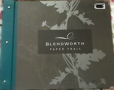Blendworth - Paper Trail - wallpaper sample book