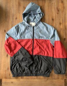 Wesc Mens Lightweight Jacket Small