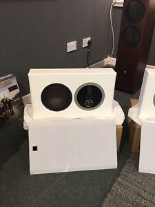 Dali Opticon LCR - pair - demo unit - white. MK1