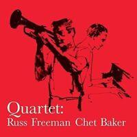 Chet Baker - Quartet With Russ Freeman + 1 Bonus Track [New Vinyl LP] Bonus Trac