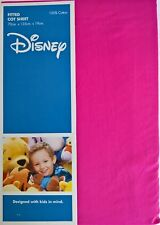 ~ Disney - FITTED COT SHEET (Pink)
