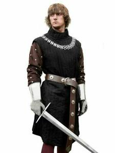 Medieval Gambeson Thick padded Jacket COSTUMES DRESS coat Armor
