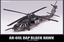 Academy 12115 1/35 AH-60L DAP Direct Action Penetrator BLACK HAWK NEW