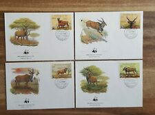 Mali. 1986. First Day Cover. Fauna. Antelope