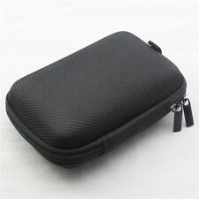 Black Storage Hard Case Bag Holder For SD TF Card Earphone Headphone Earbuds Ca1