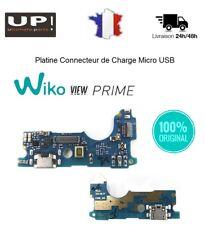 100% ORIGINAL Wiko View Prime Platine Connecteur de Charge Micro USB