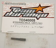 Team Durango TD340005 Pilotage Axe: Left modélisme
