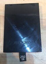 Microsoft XBOX 360 Slim 250GB HARD DRIVE Xbox S HDD .. Lot 4