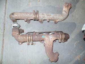 SL 107 Exhaust Manifold 560sl 560 right left M117 1171423802 R107 1171425602