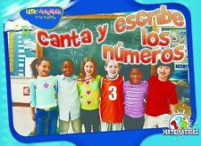 Canta y escribe los numeros (Leer Y Aprender Con Alegria  Happy Reading Happy Le