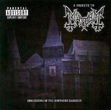 FREE US SHIP. on ANY 2 CDs! NEW CD Various Artists: Tribute to Mayhem: Originato