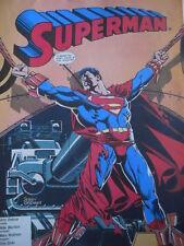 Superman inserto Speciale Corto Maltese n°11 1989  - [g.132]