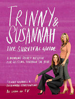 """AS NEW"" Constantine, Susannah, Woodall, Trinny, Trinny & Susannah: The Survival"