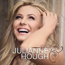 JULIANNE HOUGH - Self-titled  (CD,2008,Mercury)  That Song In My Head, 10 more