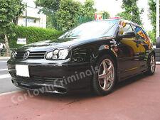 VW GOLF MK4  FRONT BUMPER SPOILER / SKIRT / VALANCE