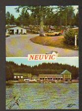 NEUVIC-D'USSEL (19) CITROEN AMI 8 au CAMPING & HOTEL