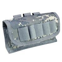 NcSTAR Vism CV12SHCD ACU DIG Tactical MOLLE Shotgun Shell 17 Round Pouch Case